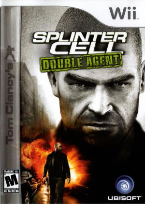 Splinter Cell Double Agent - Wii (Pre-owned)