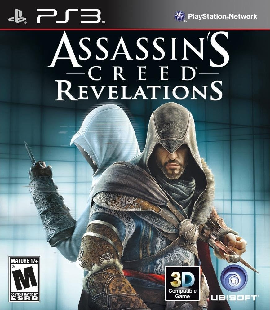 Assassin's Creed Revelations - PS3 (Pre-owned)
