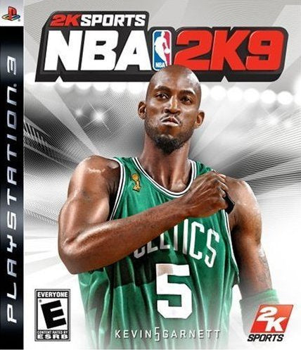 NBA 2K9 - PS3 (Pre-owned)