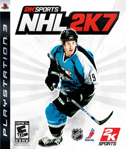 NHL 2K7 - PS3 (Pre-owned)