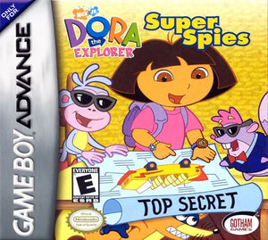 Dora the Explorer Super Spies - GBA (Pre-owned)