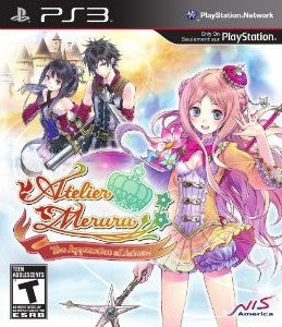 Atelier Meruru: The Apprentice of Arland - PS3 (Pre-owned)