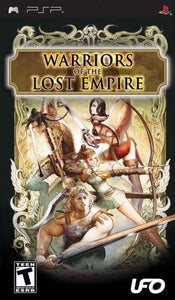 Warriors of the Lost Empire - PSP (Pre-owned)