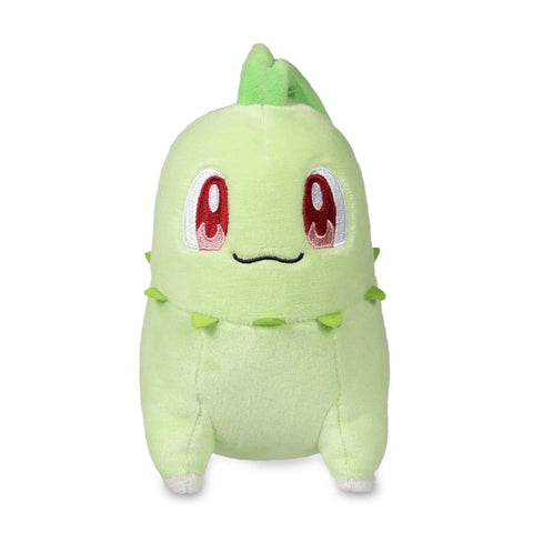 "CHIKORITA POKEMON 7"" PLUSH TOY [SANEI]"