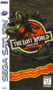 The Lost World: Jurassic Park - Saturn (Pre-owned)