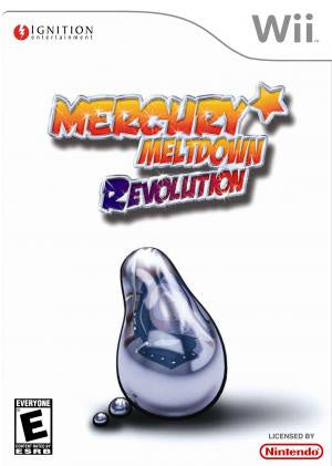 Mercury Meltdown Revolution - Wii (Pre-owned)