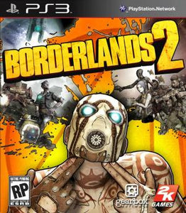 Borderlands 2 - PS3 (Pre-owned)