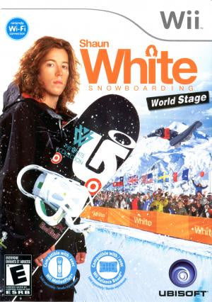 Shaun White Snowboarding: World Stage - Wii (Pre-owned)