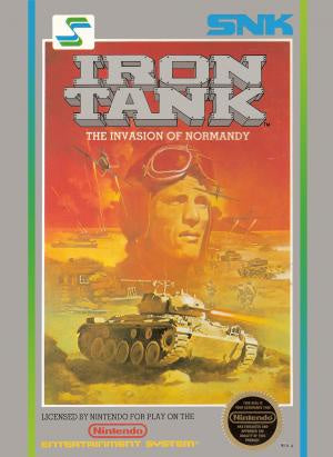 Iron Tank - NES (Pre-owned)