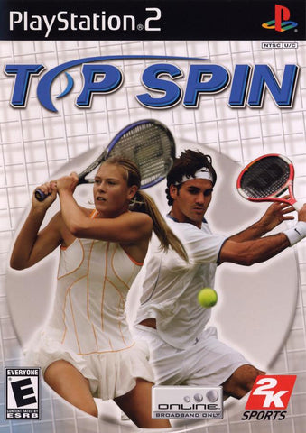 Top Spin - PS2 (Pre-owned)