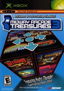 Midway Arcade Treasures 3 - Xbox (Pre-owned)