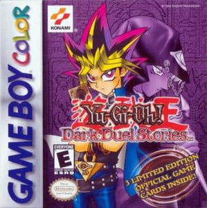 Yu-Gi-Oh Dark Duel Stories - GBC (Pre-owned)