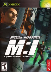 Mission Impossible Operation Surma - Xbox (Pre-owned)