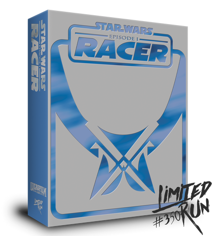 Star Wars Episode 1: Racer Premium Edition (Limited Run Games) - PS4