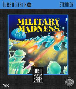 Military Madness - TurboGrafx-16 (Pre-owned)