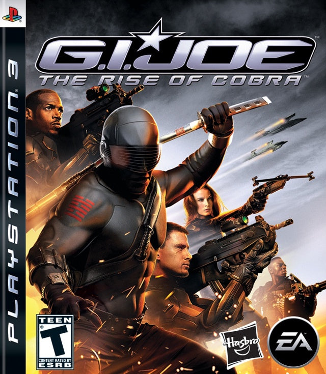G.I. Joe: The Rise of Cobra - PS3 (Pre-owned)