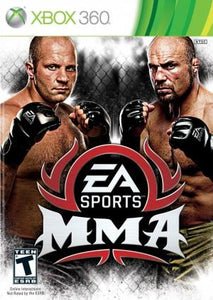 EA Sports MMA - Xbox 360 (Pre-owned)