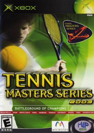 Tennis Masters Series 2003 - Xbox (Pre-owned)