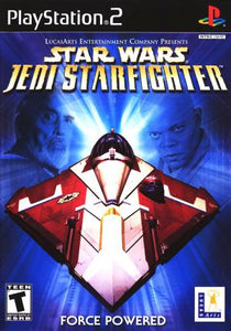 Star Wars Jedi Starfighter - PS2 (Pre-owned)