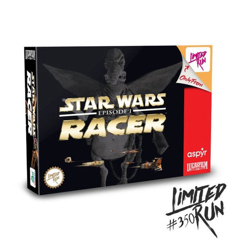 Star Wars Episode 1: Racer Classic Edition (Limited Run Games) - PS4