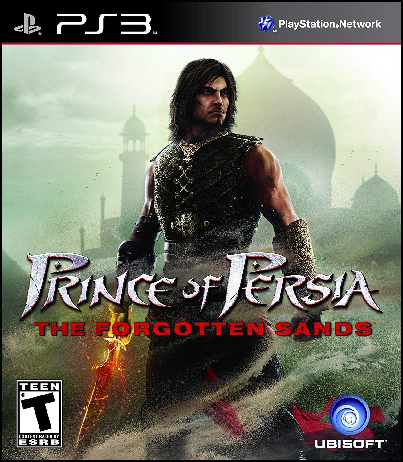 Prince of Persia: The Forgotten Sands - PS3 (Pre-owned)