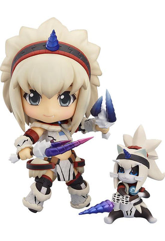 377 Monster Hunter 4 Nendoroid Hunter: Female - Kirin Edition