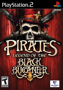 Pirates Legend of the Black Buccaneer - PS2 (Pre-owned)