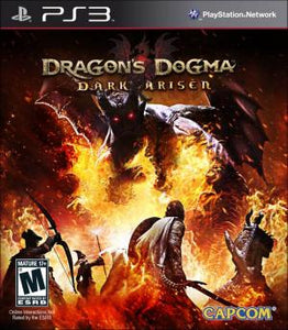 Dragon's Dogma: Dark Arisen - PS3 (Pre-owned)