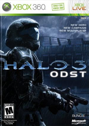 Halo 3: ODST - Xbox 360 (Pre-owned)