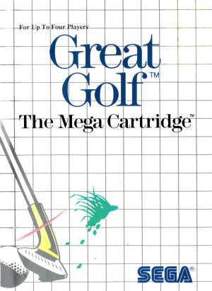 Great Golf - SMS (Pre-owned)