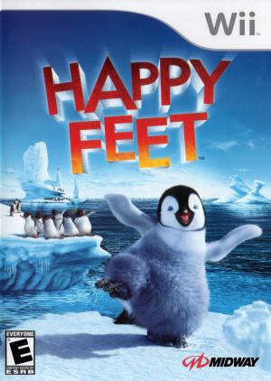Happy Feet - Wii (Pre-owned)