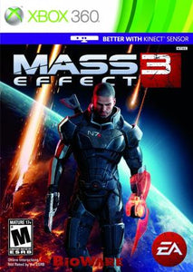 Mass Effect 3 - Xbox 360 (Pre-owned)