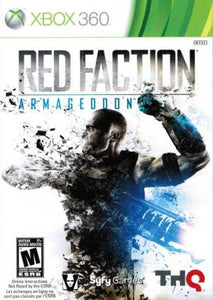 Red Faction: Armageddon - Xbox 360 (Pre-owned)
