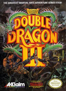 Double Dragon III - NES (Pre-owned)