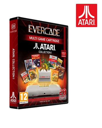 Evercade Atari Collection Cartridge Volume 1