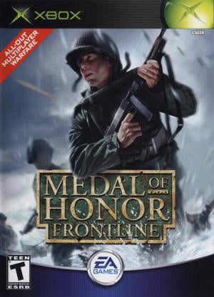 Medal of Honor Frontline - Xbox (Pre-owned)