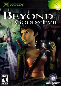 Beyond Good and Evil - Xbox (Pre-owned)