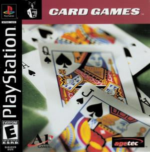 Card Games - PS1 (Pre-owned)