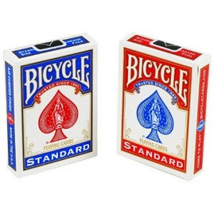 Bicycle Deck Standard Playing Cards