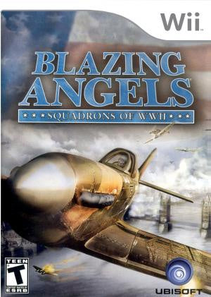 Blazing Angels Squadrons of WWII - Wii (Pre-owned)