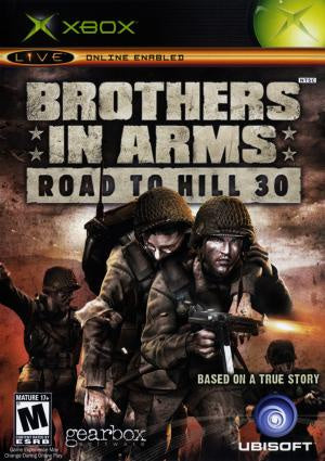 Brothers in Arms Road to Hill 30 - Xbox (Pre-owned)