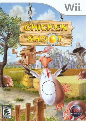 Chicken Shoot - Wii (Pre-owned)