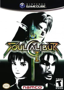 Soul Calibur II - Gamecube (Pre-owned)