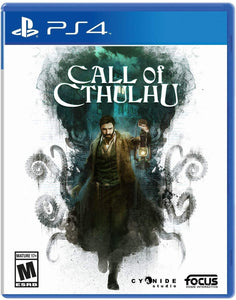 Call of Cthulu - PS4 (Pre-owned)