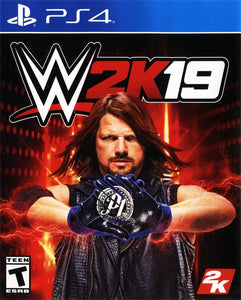 WWE 2K19 - PS4 (Pre-owned)