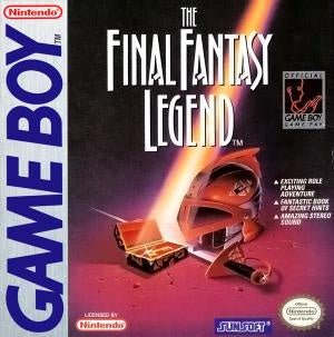 Final Fantasy Legend - GB (Pre-owned)