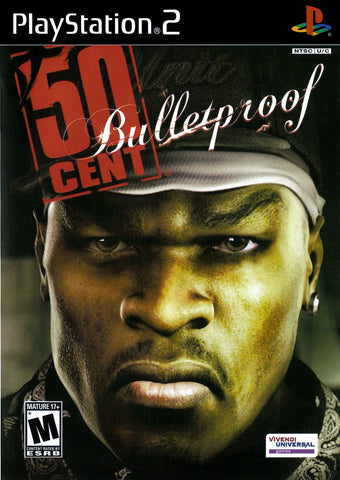 50 Cent Bulletproof - PS2 (Pre-owned)