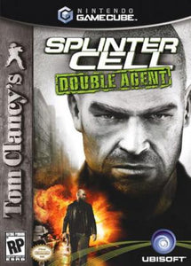 Splinter Cell Double Agent - Gamecube (Pre-owned)