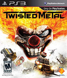 Twisted Metal - PS3 (Pre-owned)