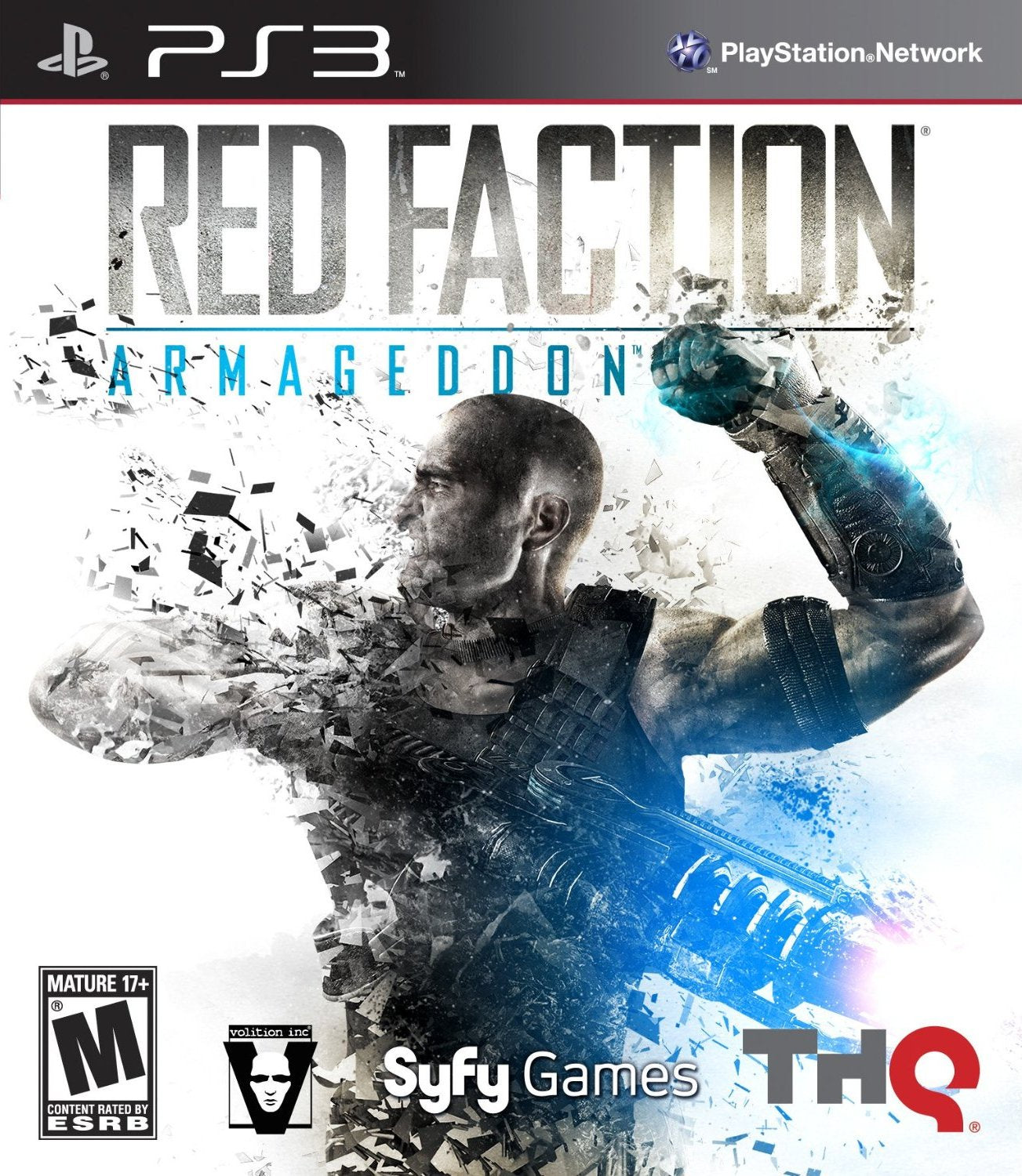 Red Faction: Armageddon - PS3 (Pre-owned)